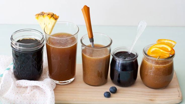 Take your pick from maple-mustard to root beer-barbecue—all use fewer than four ingredients, and can be ready to go in 5 minutes flat.