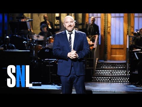 Louis C.K. Skewers His Own White Privilege in Hilarious SNL Monologue - The Daily Beast