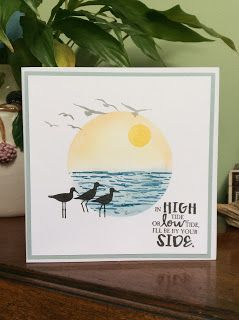 so today is the third part of making three totally different cards using the the Stampin Up stitched framelits to make three totally differe...