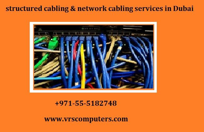 Structured Cabling Dubai | Structured cabling, Cable ... on