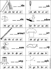 Printables Esl Phonics Worksheets 1000 images about ed esl phonics on pinterest maker game word blends worksheets note to self consider yearly membership look through all the site has offer
