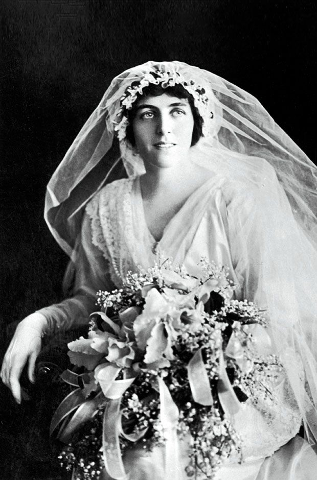 Chic Vintage Edwardian Bride – Eleanor Wilson