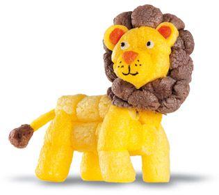 PlayMais leeuw