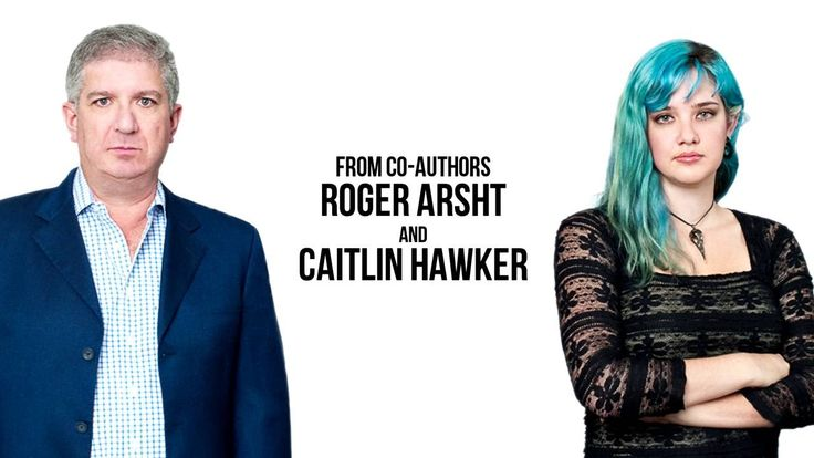 Co-Authors Roger Arsht and Caitlin Hawker team together to tackle the horrors of dog fighting in She Bites, a page-turning noir thriller that keeps readers on the edge of their seats.