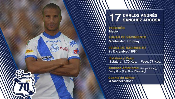 #17 Carlos Sánchez