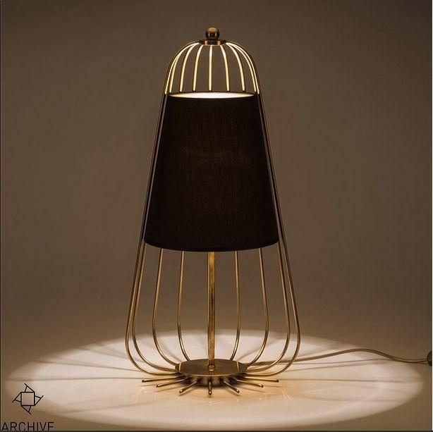 Losh - Dervis floor lamp @Archive Galata