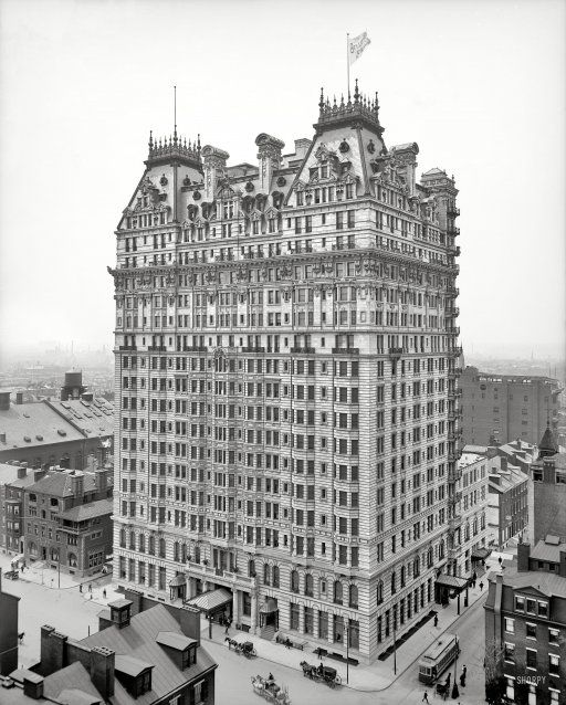 95 best old philadelphia pa images on pinterest philadelphia pa philadelphia circa 1905 the bellevue stratford hotel as is often the malvernweather Choice Image
