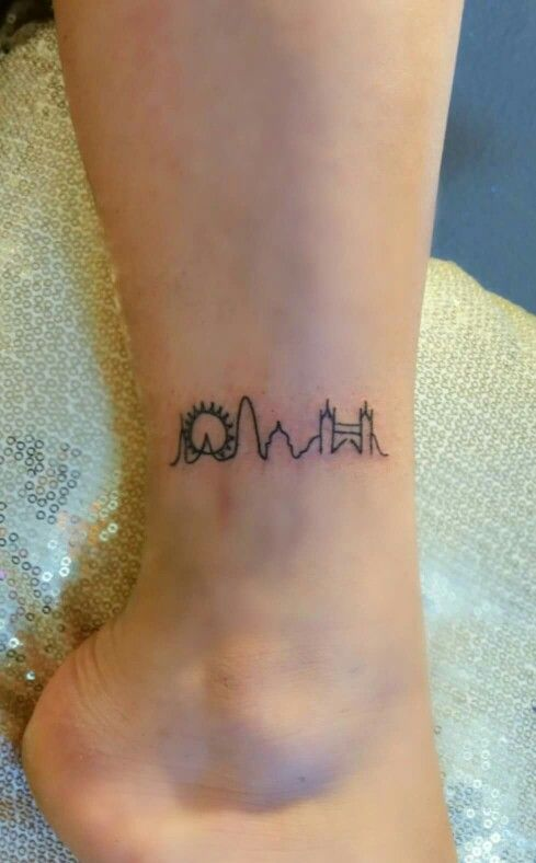 Line Drawing Tattoos London : Best london tattoo ideas on pinterest skyline