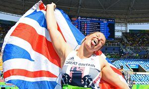 Sophie Hitchon strikes bronze to claim Britain's first Olympic hammer medal • Final throw sets GB record of 74.54m and puts 25-year-old on podium • Poland's Anita Wlodarczyk takes gold and extends her world mark