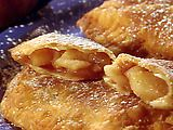 Fried Apple Pies- Paula Deens Recipe; Chris and I made these last night...oh my word.  In short, they are amazing!