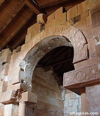 Ermita de Quintanilla de las Viñas :: Turismo :: Castilla y León