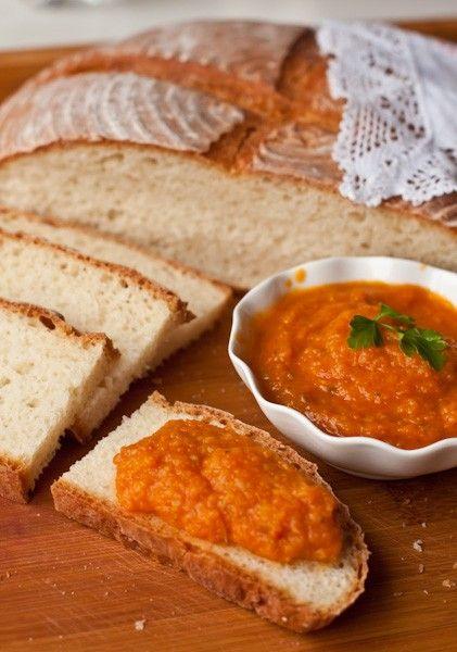 Хлеб на брынзе - Вкусная жизнь