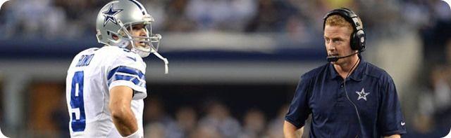 COAST-TO-COAST CRITICISM - Don't minimize the real issue with the 2013-2014 Dallas Cowboys - Tony Romo Jason Garrett
