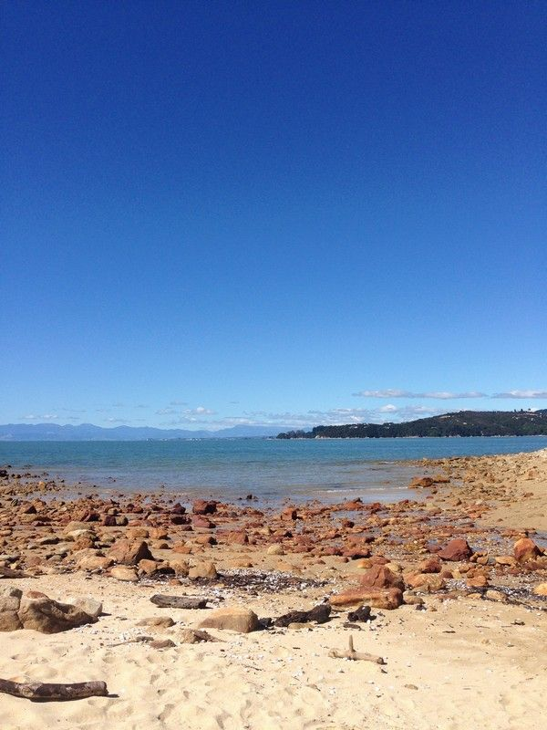Abel Tasman coastal track, New Zealand 2016