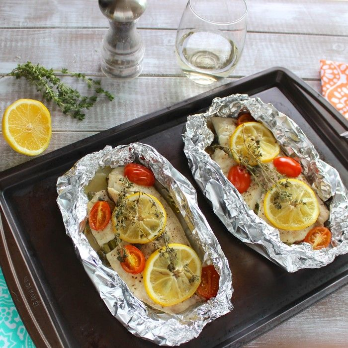 87 best foil packets images on pinterest cooking recipes for Fish foil packets oven