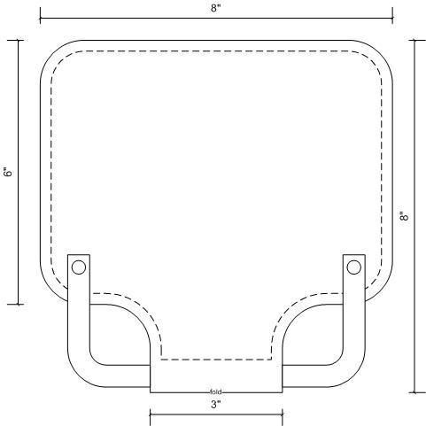 chicken saddle pattern | Chicken Saddle pattern & Instructions, please? in General Discussion ...