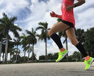 Running in Miami - Miami Marathon Race Report 2017