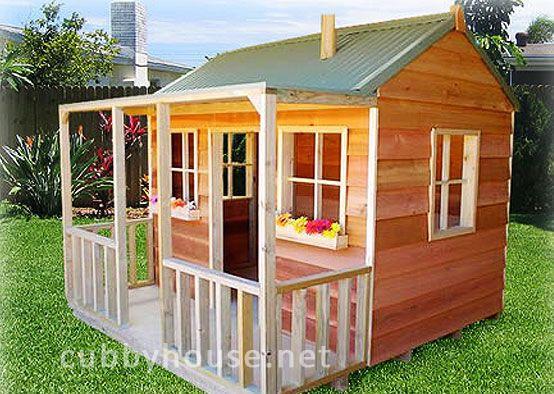 Diy cubby house mitre 10