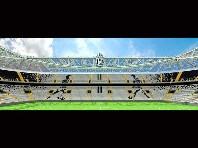 Estadio de la Juventus, por Pininfarina Pininfarina Design RIP