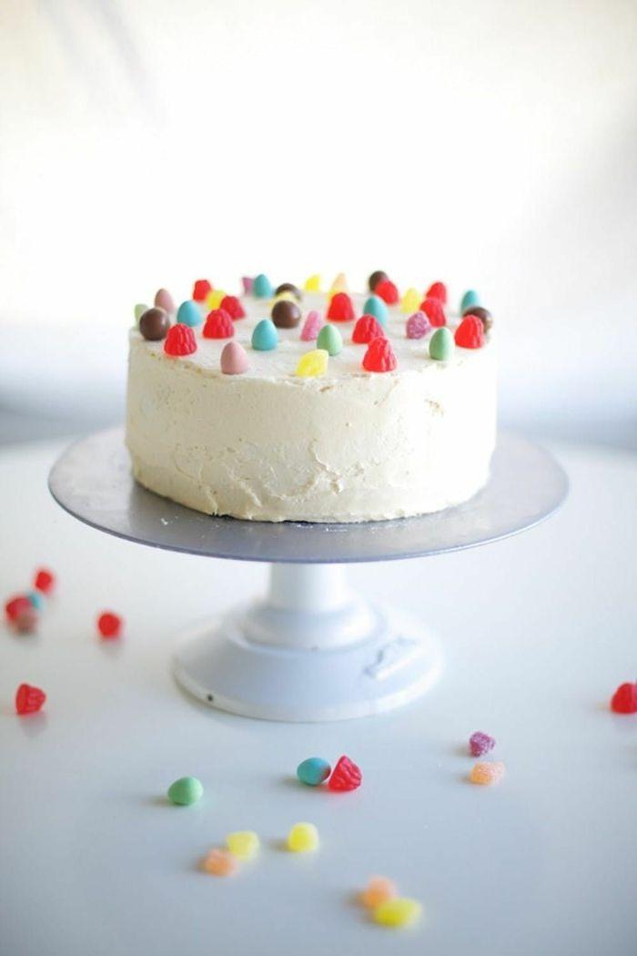 11++ Torten fuer kindergeburtstag zum selbermachen ideen