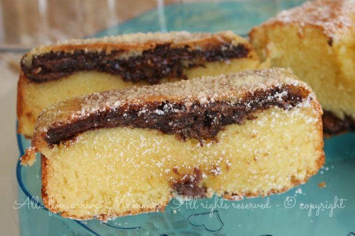Torta rovesciata al cioccolato ricetta Alla fine arriva Mamma