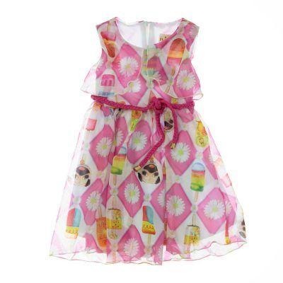 Vestido-Chiffon-Rosa-Estampado-Com-Cinto-Corda-Rosa-Ninali