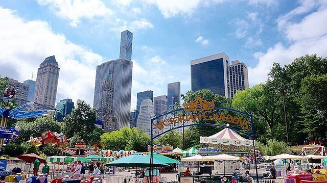 What Need Memorial Day Plans Victorian Gardens Is Open For The Season For Kids Plenty Of Games And C Fun Places To Go Central Park Nyc Victorian Gardens