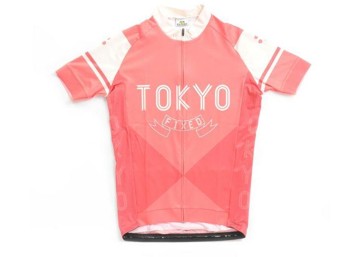 Team Jersey 2013 - Tokyo Fixed - Brands