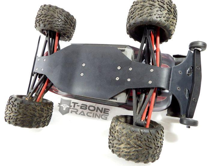 T-BONE RACING CHASSIS BRACE FOR TRAXXAS 1/16 MINI E-REVO