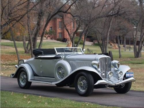 1000 images about american iron on pinterest plymouth for 1934 auburn 1250 salon cabriolet