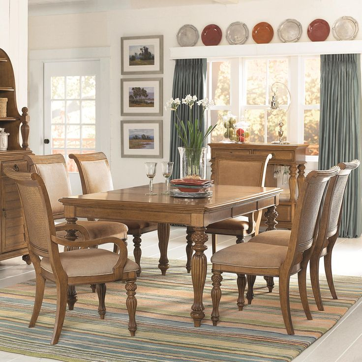 35 Best Beachy Dining Images On Pinterest  Dining Room Tables Cool Beachy Dining Room Sets Design Inspiration