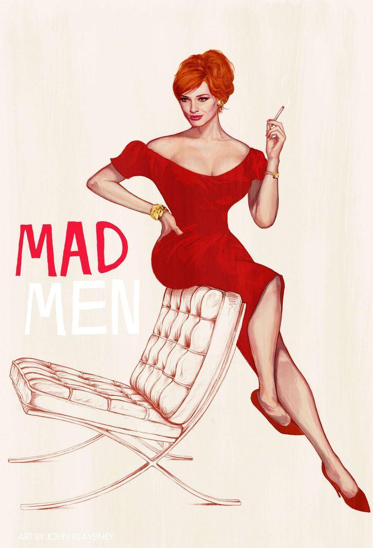 Television rules the nation. www.reddit.com1836 × 2700Buscar por imagen Mad Men (2007) [1836 x 2700] ...