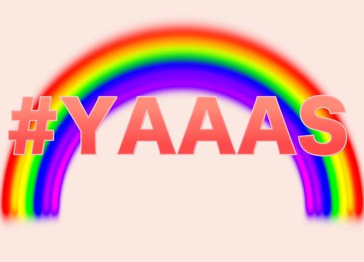 #YAS: Det mærkelige udtryk, der flittigt bliver brugt på de sociale medier