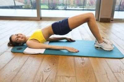 Physical Therapy Exercises for a Herniated Disk in the Lower Back