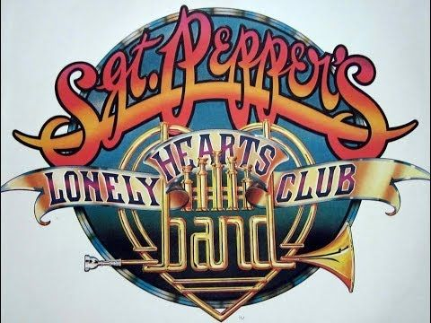 """Sgt. Pepper's Lonely Hearts Club Band"" Part 1 Soundtrack Full Album vinyl - YouTube Erlanger Ky Cinema ♡♡♡"
