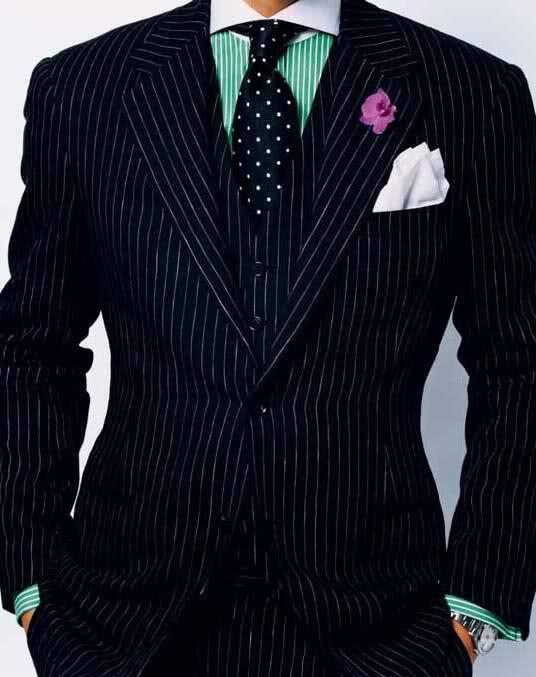 Ralph Lauren LOVE the pop of Green