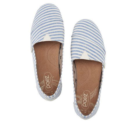 Actually I have these ones (and a pair in another color) from Paez, they are extreamly comfortable and stylish. Recommended to everyone.
