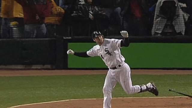 Paul Konerko thanks Chicago White Sox fans for 16 years of memories... watch the video here!!