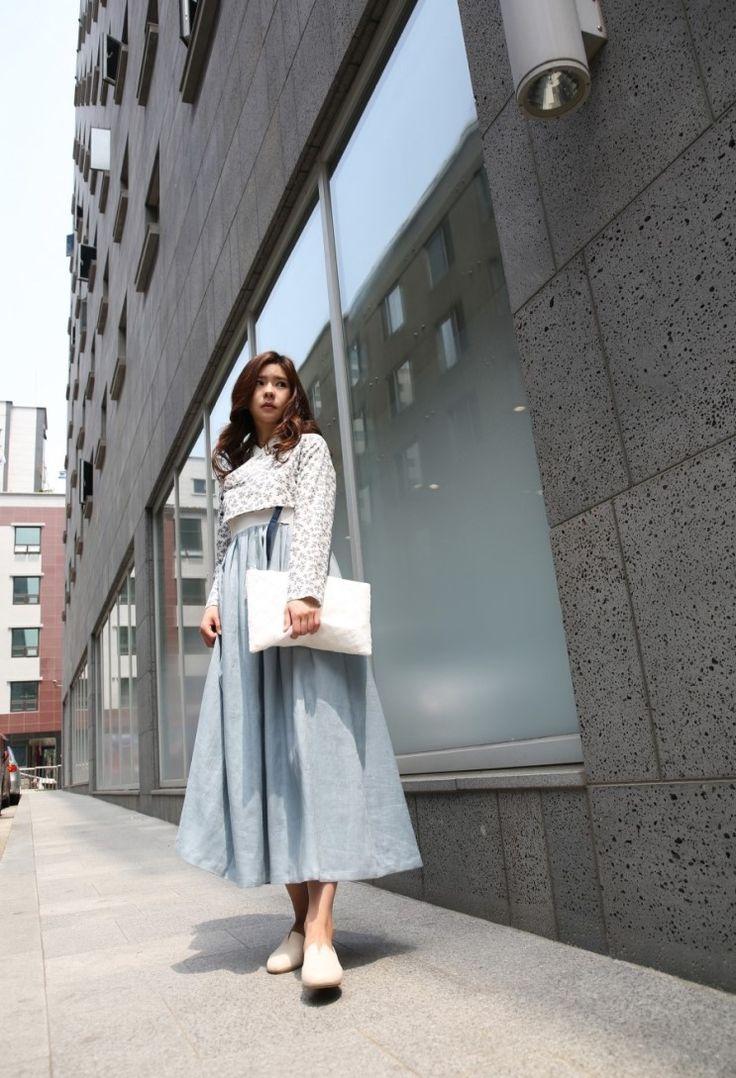 66 best hanbok images on Pinterest | Ethnisches kleid, Koreanisches ...