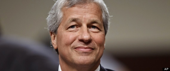 Jamie Dimon Avoids Hard Questions At Senate Hearing