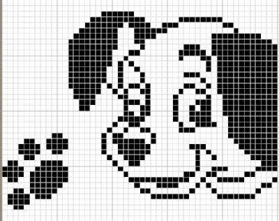 101 Dálmatas  hama perler beads pattern