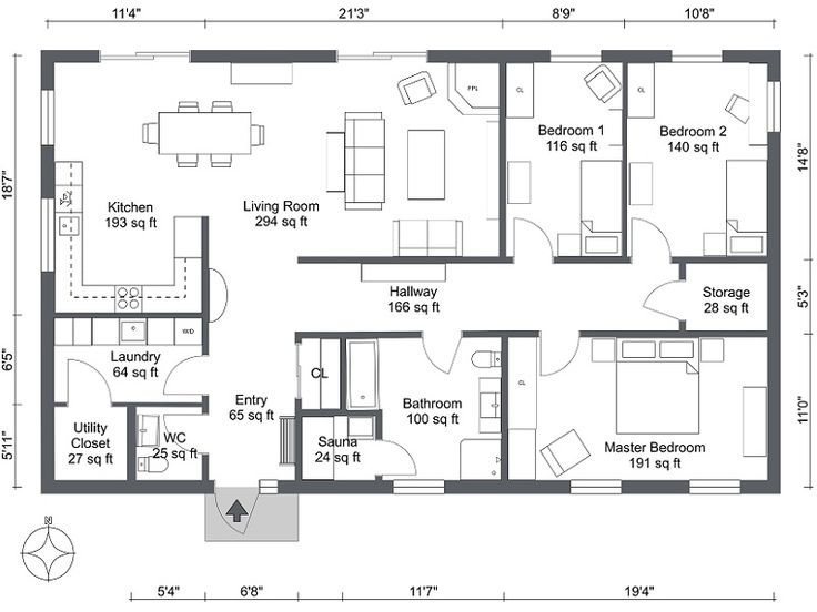 Want to create black and white floor plans online? You can with RoomSketcher Pro. Customize your floor plans to have the look and feel you want and set up a floor plan profile to get the same look every time you print and download. http://www.roomsketcher.com/features/pro-features/customize-2d-floor-plans/  #floorplans #floorplan #realestate #realestatemarketing #realestatephotography #propertyforsale #propertyphotography #homedesign #interiordesign