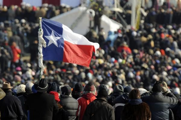 State rep introduces bill to stop Texans from using Chilean flag emoji