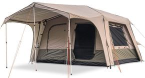 Tough, Easy Pitch & Reliable - Get the Black Wolf Turbo Tent Cabin 450 at the Lowest Price with Free Delivery from Australia's Best Online Camping Store.