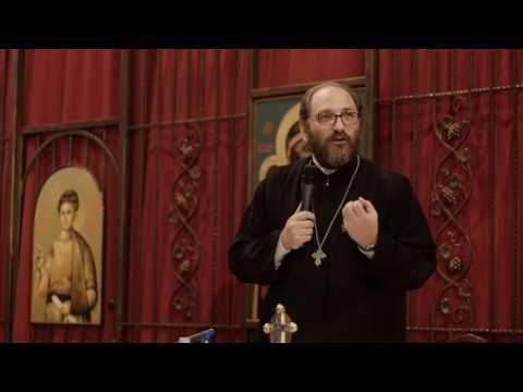 Parintele Constantin  Necula - Oradea 14 02 2017 - YouTube