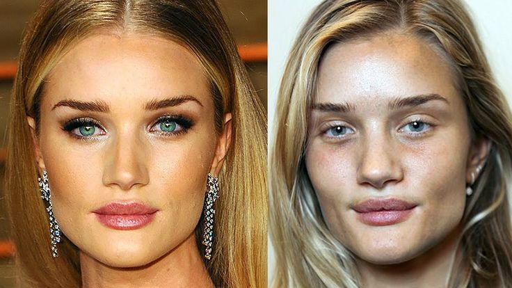 http://www.atvnetworks.com/ Victoria's Secret Angels Without Makeup! (Current Models)! 'Updated-2014)
