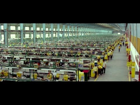 """MADE IN CHINA Life in a Largest Factory in the World """"EUPA"""" - Factory City (Full Documentary) - YouTube"""