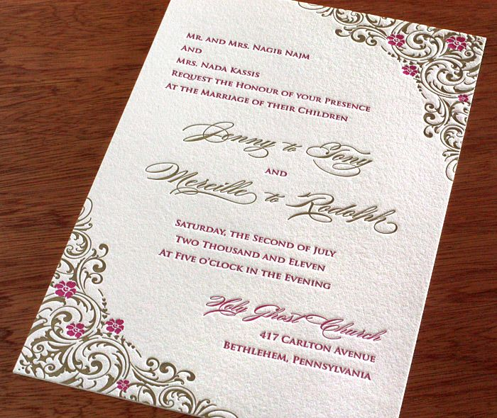 33 best WeddingInvitations images on Pinterest Indian weddings