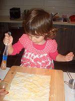 Recipe - Cheese Twists
