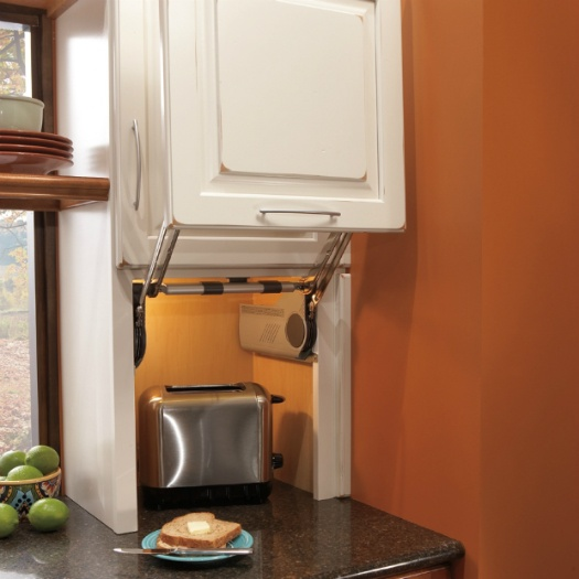 1000 images about cabinet accessories on pinterest room for Appliance garage kitchen cabinets